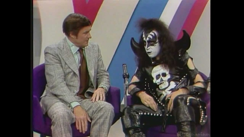 KISS - (Full) Interview Firehouse - Mike Douglas Show - 1974