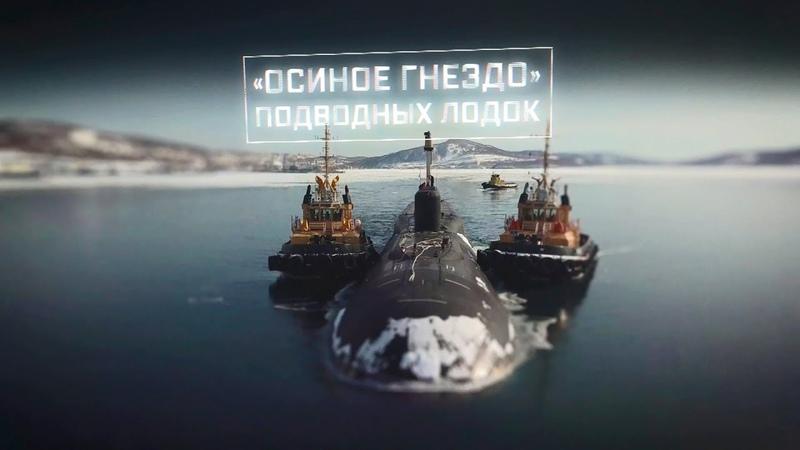 Осиное гнездо подводных лодок