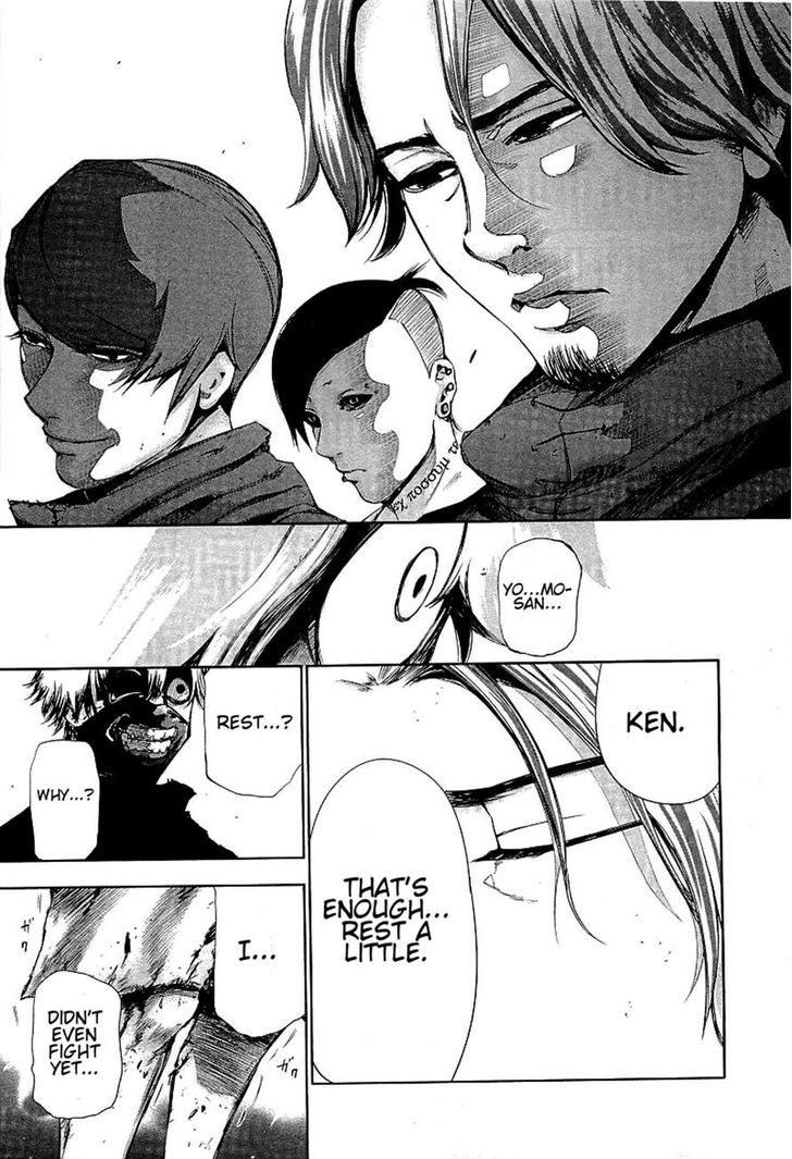 Tokyo Ghoul, Vol.8 Chapter 76 Beacon, image #7