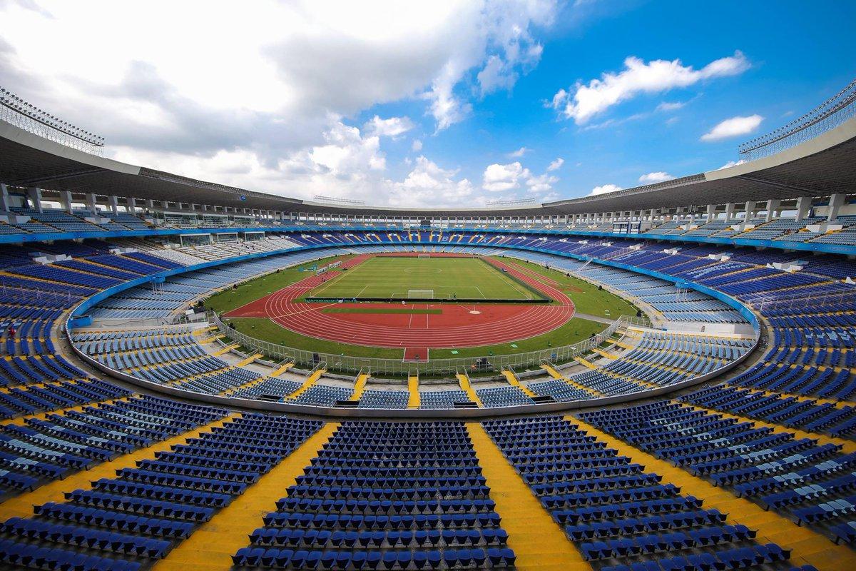 Стадион «Saltlake stadium». Индия