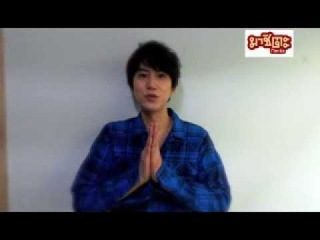 [140227] Special Message for Masita Kyuhyun FanSweeting