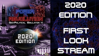 [LIVE] FIRST LOOK | Power & Revolution 2020 Edition