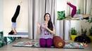 Лечение варикозного расширения вен с помощью упражнений йоги. Татьяна Дудина