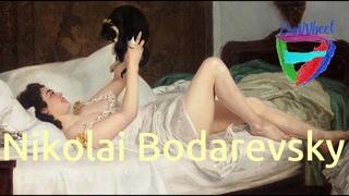 Nikolai Bodarevsky  (1850-1921): Classical nude oil paintings